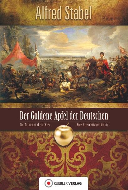 Buchcover - Der Goldene Apfel der Deutschen
